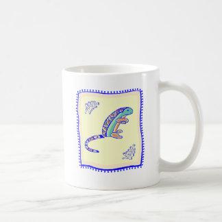 Edredón del ratón taza de café