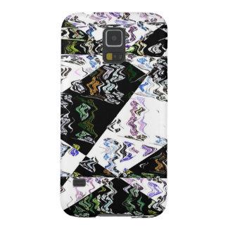 Edredón loco de Digitaces Carcasa Para Galaxy S5