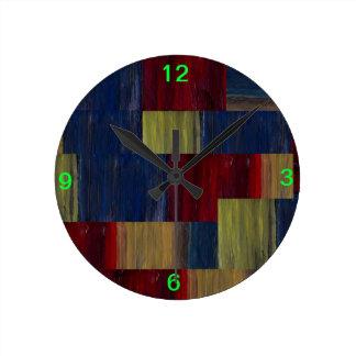 Edredón Relojes