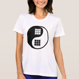Edredones de Yin Yang Camiseta