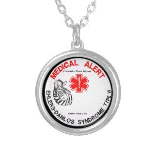 EDS 6 Medical Alert Necklace