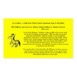 EDS Awareness Cards Business Card