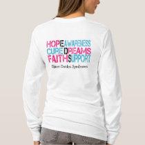 EDS Awareness Hope Cure Shirt