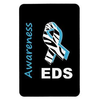 EDS Awareness Zebra Ribbon Flexible Magnet