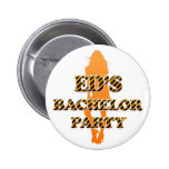 Ed's Bachelor Party Buttons