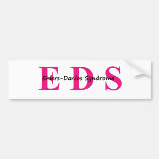 EDS Bumper Stickers