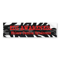 EDS Ehlers-Danlos syndrome Bumper Sticker