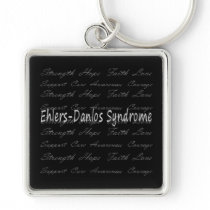 EDS Encouragement Keychain