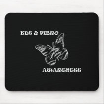 EDS & Fibro Awareness Mouse Pad