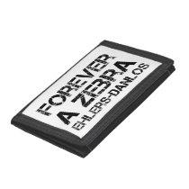 EDS Forever a Zebra Wallet