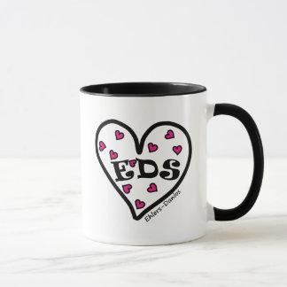 EDS Heart Mug