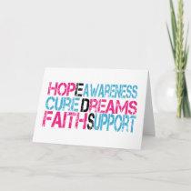 EDS Hope Awareness Card