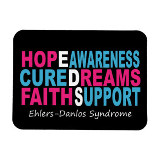 EDS Hope Awareness Flexible Magnet