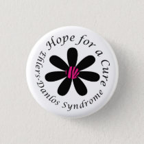EDS Hope for a Cure Button