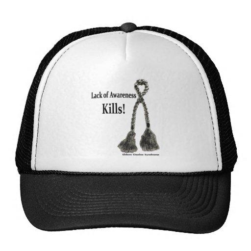 EDS Lack of Awareness Kills Trucker Hat