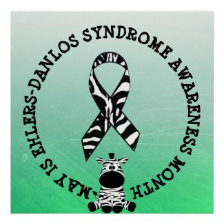 EDS May is Ehlers-Danlos syndrome Awareness Month