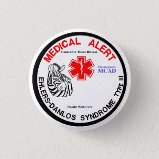 EDS Type 3 MCAD with Zebra Medical Alert Button