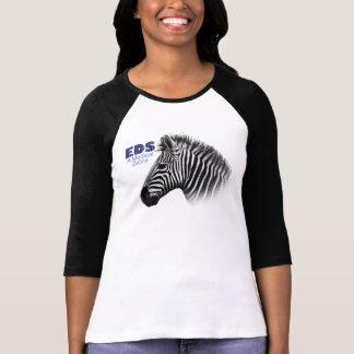 EDS - Una camiseta médica rara 1B de la cebra Polera