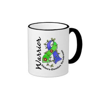 EDS Warrior 15 Ringer Coffee Mug