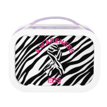 EDS Zebra Stripes Awareness Lunch Box