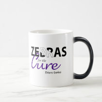 EDS Zebras For The Cure Mug
