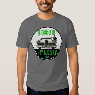 Edsel's Hot Rod Shop Shirts
