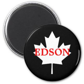 Edson Imán Para Frigorifico