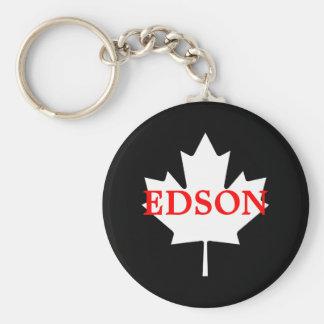 Edson Llavero Redondo Tipo Pin