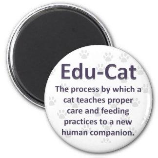 Edu-Cat Magnet