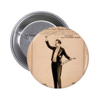 "Eduard Strauss, ""piano de Chickering utilizó"" a Th Pin"
