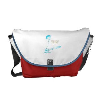Eduardo Mendes Travel Messenger Bag