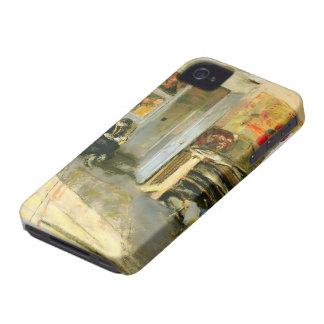 Eduardo Vuillard: Señora Losse Hessel en estudio Case-Mate iPhone 4 Fundas
