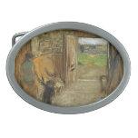 Eduardo Vuillard: Vestíbulo en el mer de Jacut del Hebillas De Cinturón