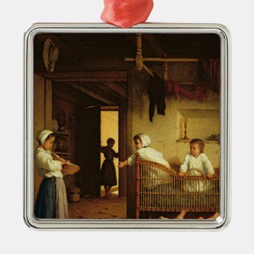 Educación, 1867 adornos de navidad