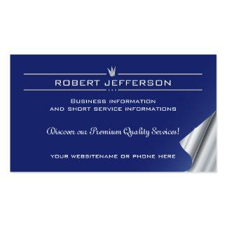 Educación asesor de las finanzas de la tarjeta de