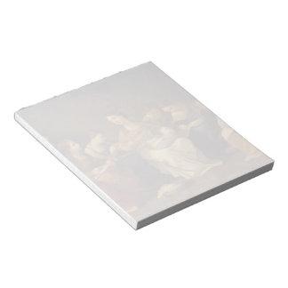 Educación de Guido Reni- de la Virgen Libretas Para Notas