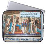 Educación, Egipto antiguo Funda Computadora