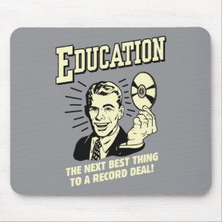Educación: El mejor trato del expediente de la cos Alfombrilla De Raton