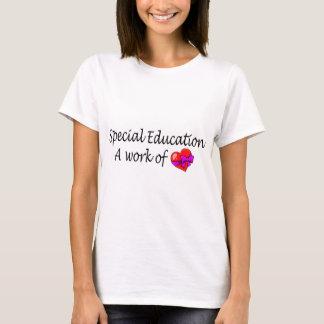 Educación especial un trabajo del amor playera