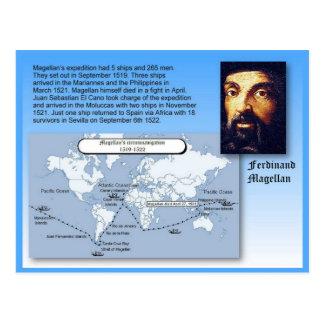 Educación, historia, viajes de Fernando de Tarjetas Postales