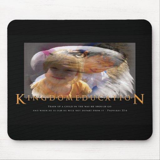 Educación Mousepad del reino