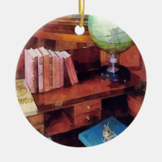 Educación - Office de profesor Adornos De Navidad