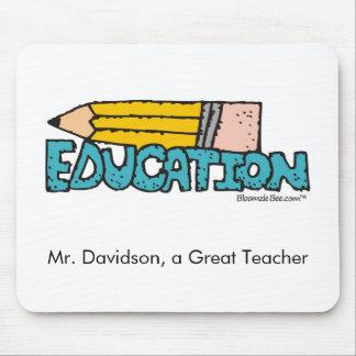 Educación Mouse Pad