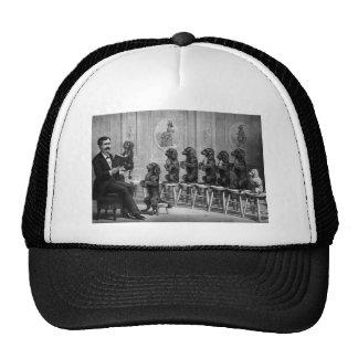 Educated Dogs Trucker Hat