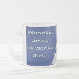 Education All World's Girls mugs Global Citizens