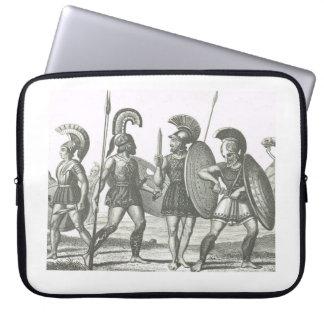Education, Ancient History, Warriors Laptop Sleeve