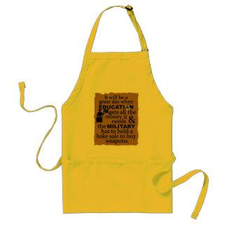 Education apron