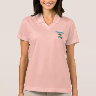 Education Chick #3 Polo Shirt