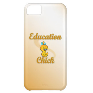 Education Chick Cover For iPhone 5C