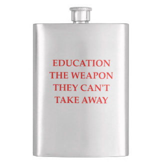 EDUCATION FLASK